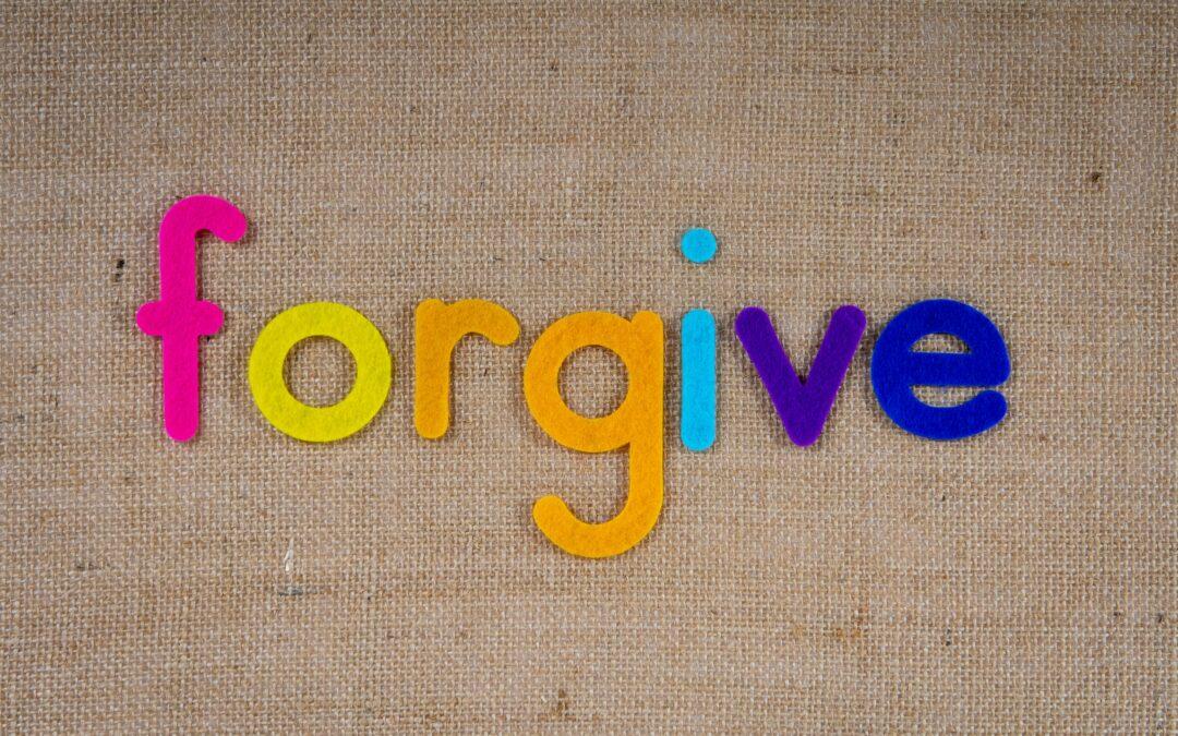 """Self Forgiveness As a Practice"" -Marianne Gouveia"